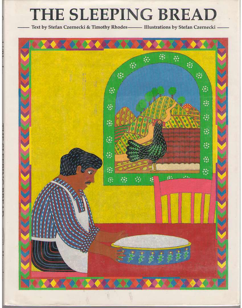 The Sleeping Bread, Czernecki, Stefan & Rhodes, Timothy