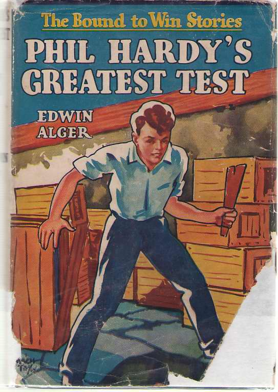 Phil Hardy's Greatest Test , Alger, Edwin