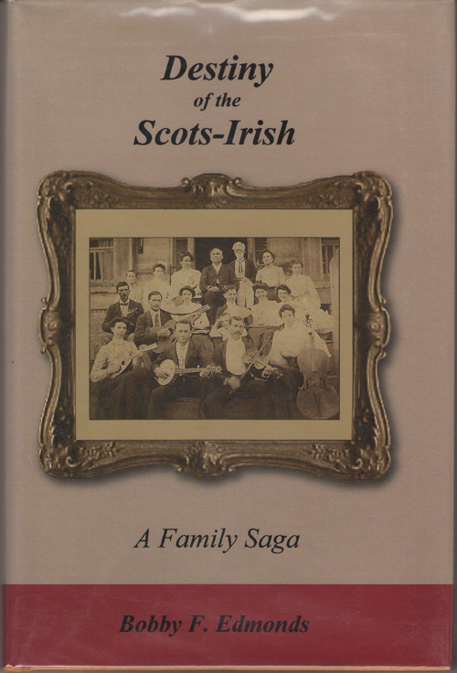 Image for Destiny of the Scots-Irish  A Family Saga