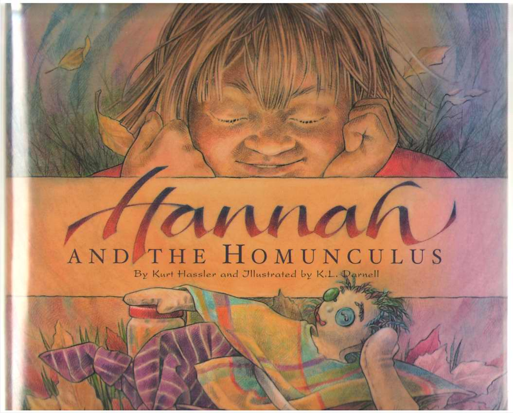 Image for Hannah and the Homunculus