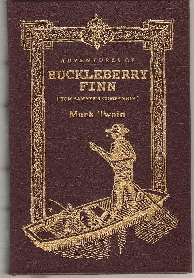 Adventures Of Huckleberry Finn, Twain, Mark