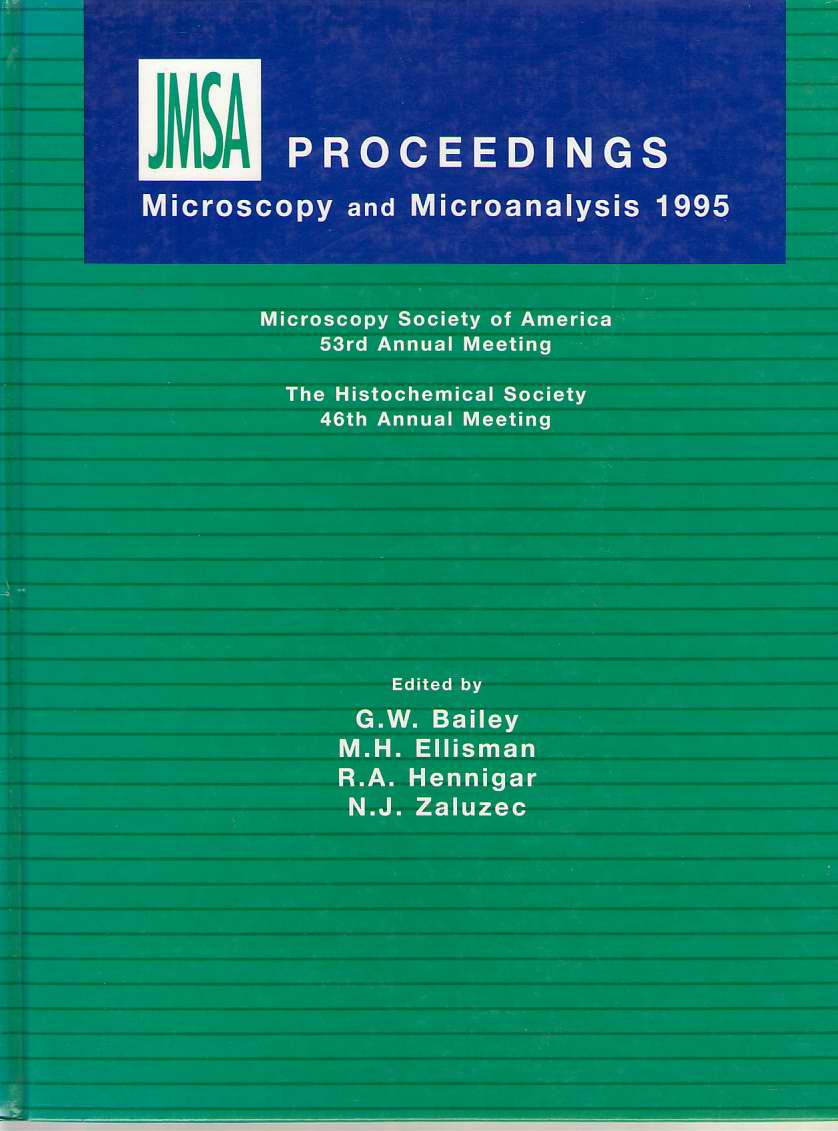 J M S A Proceedings: Microscopy & Microanalysis, 1995