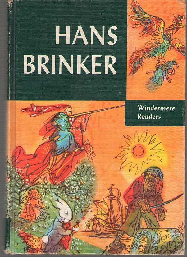 Image for Hans Brinker Or The Silver Skates