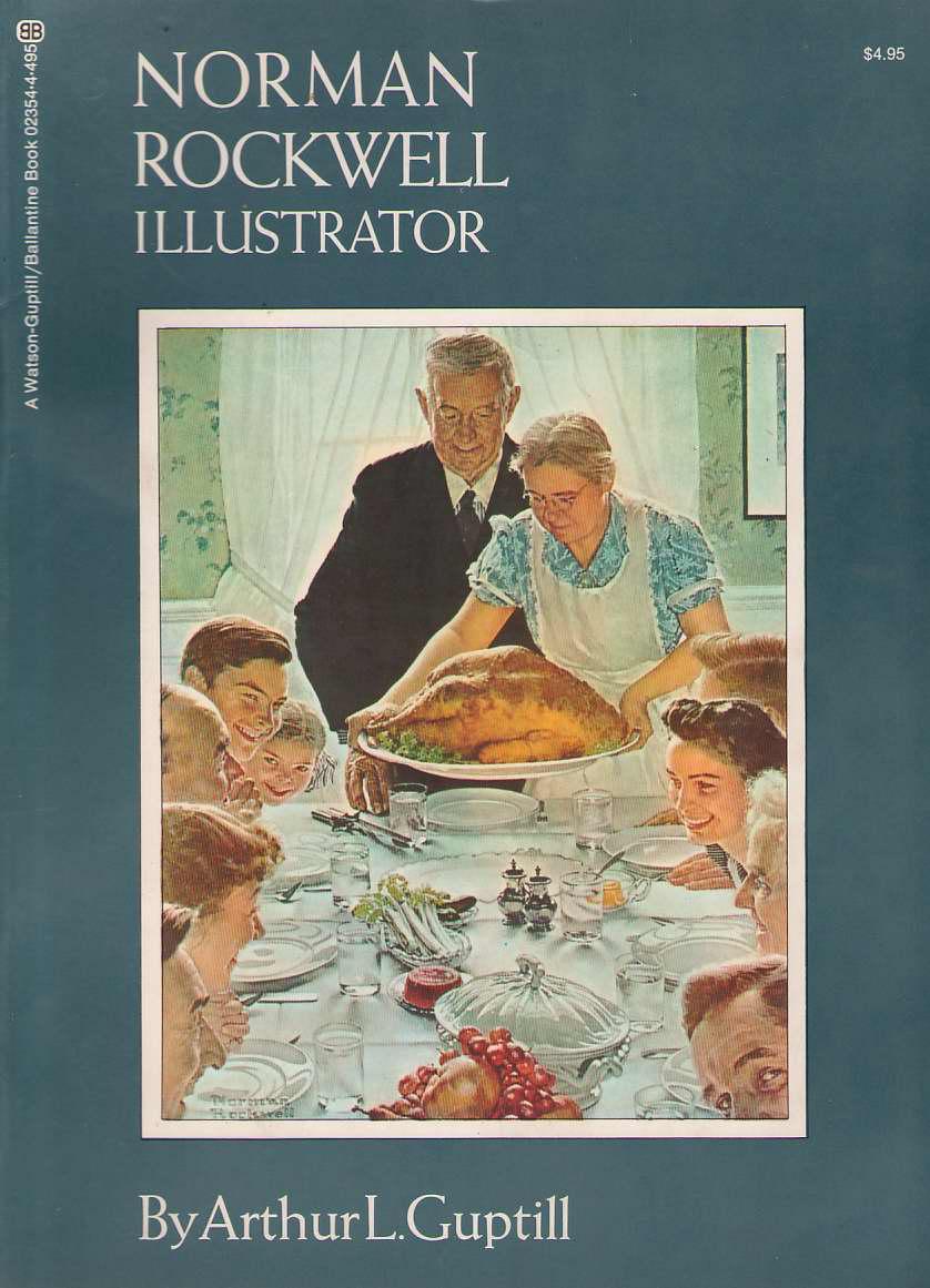 Norman Rockwell Illustrator, Guptill, Arthur L.