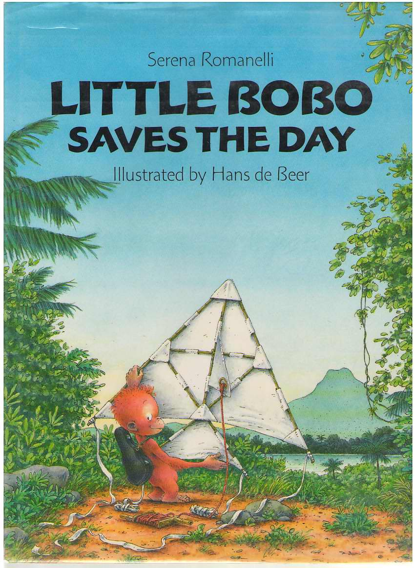 Image for Little Bobo Saves the Day