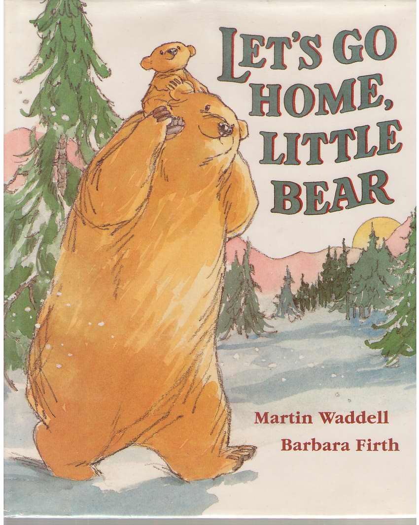 Image for Let's Go Home, Little Bear