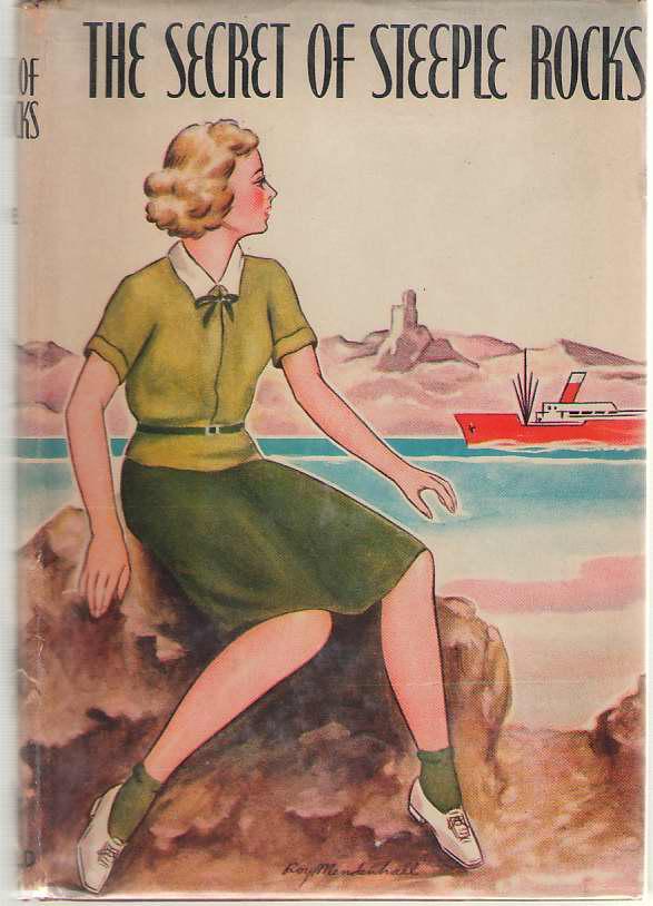 Image for The Secret Of Steeple Rocks
