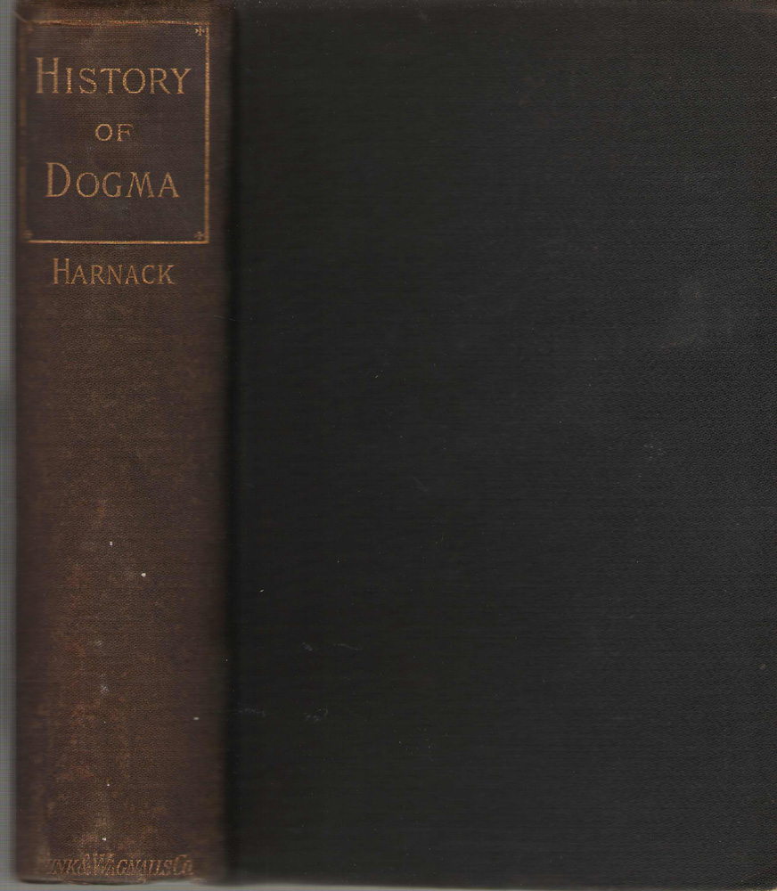 Image for Outlines of the History of Dogma