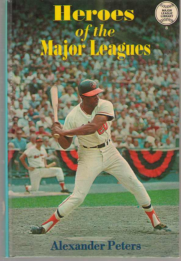 Heroes Of The Major Leagues, Peters, Alexander