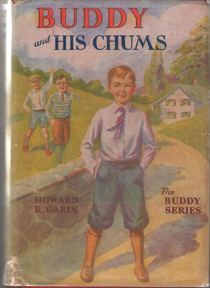 Buddy And His Chums Or, a Boy's Queer Search, Garis, Howard R.