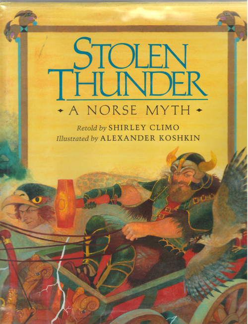 Image for Stolen Thunder  A Norse Myth