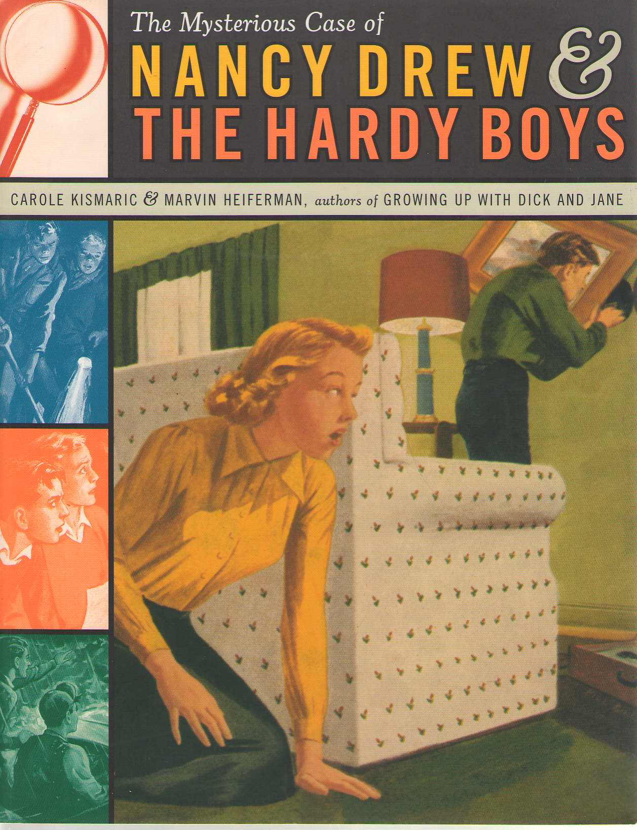 The Mysterious Case Of Nancy Drew And The Hardy Boys, Heiferman, Marvin
