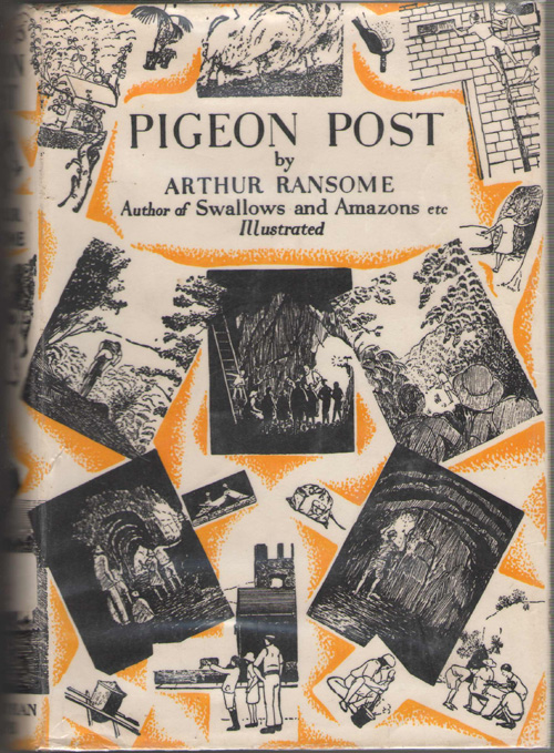 Image for Pigeon Post
