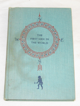 The First Men In The World, White, Anne Terry