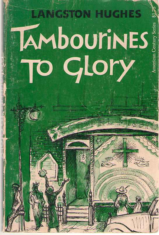 Tambourines To Glory A Novel, Hughes, Langston