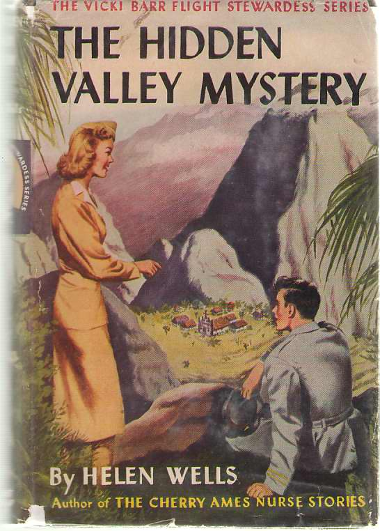 Image for The Hidden Valley Mystery