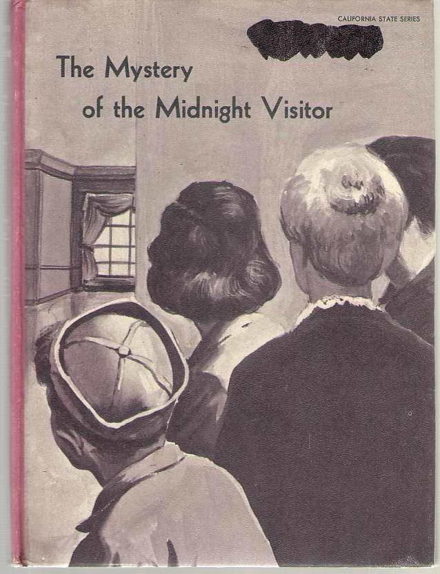 The Mystery Of The Midnight Visitor, Rambeau, John and Nancy