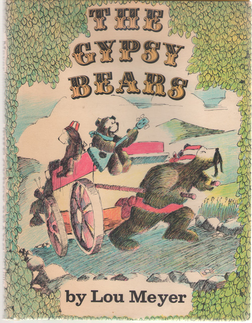 Image for The Gypsy Bears