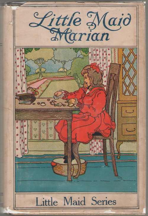 Little Maid Marian, Blanchard, Amy E.