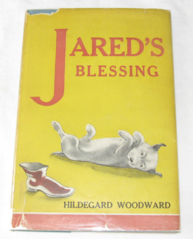 Jared's Blessing, Woodward, Hildegard