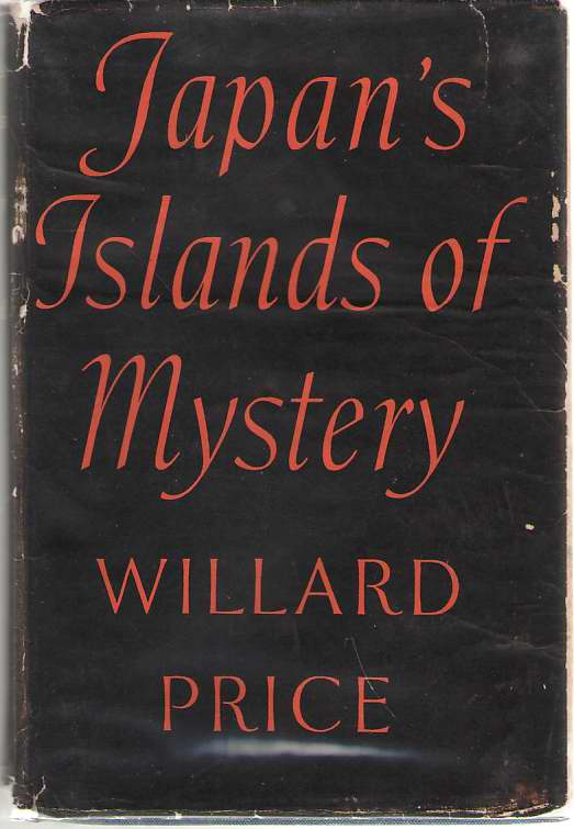 Image for Japan's Islands Of Mystery