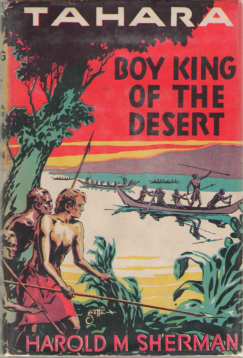 Image for Tahara Boy King Of The Desert
