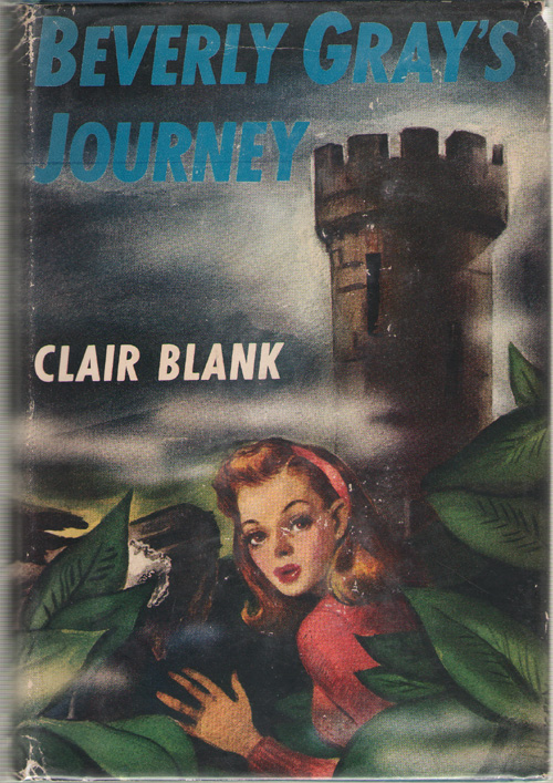 Beverly Gray's Journey, Blank, Clair
