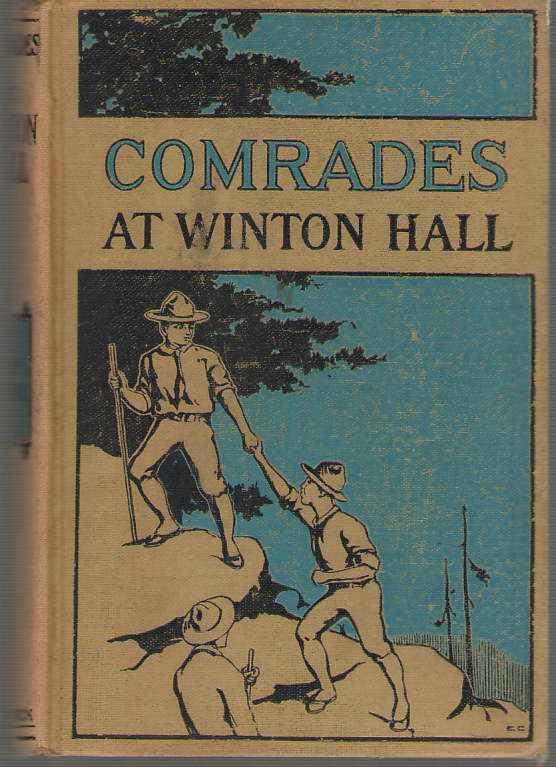 Comrades At Winton Hall, Victor, Ralph