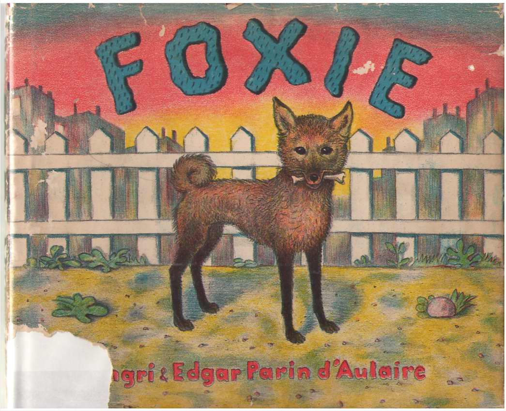 Foxie the Singing Dog, D'Aulaire, Ingri and Edgar