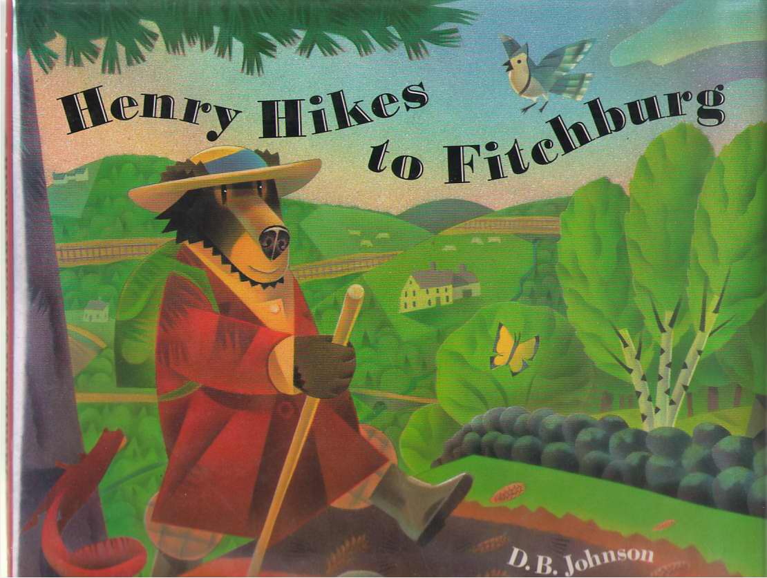 Image for Henry Hikes to Fitchburg