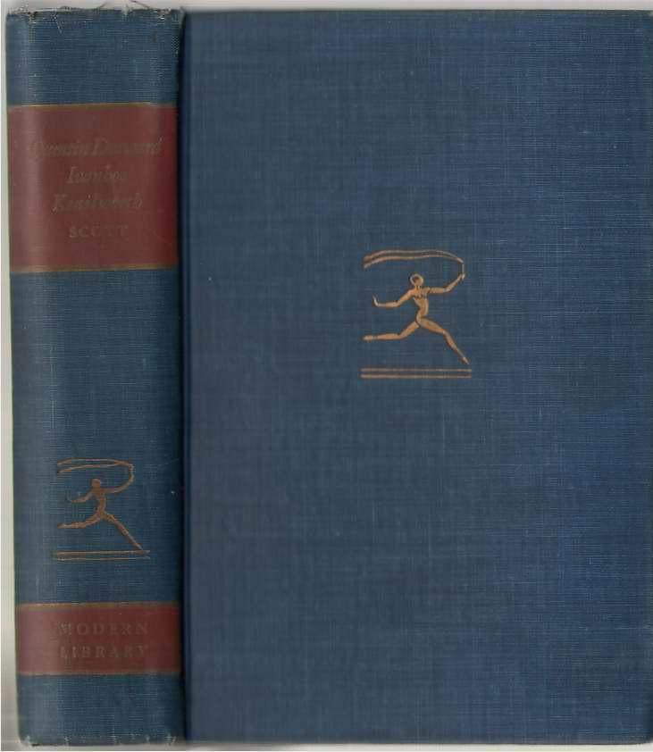 Three Novels Quentin Durward; Ivanhoe; Kenilworth, Scott, Sir Walter