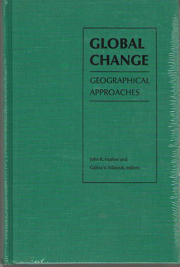 Image for Global Change Geographical Approaches