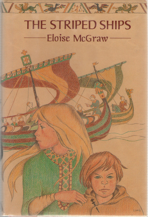 The Striped Ships, McGraw, Eloise Jarvis