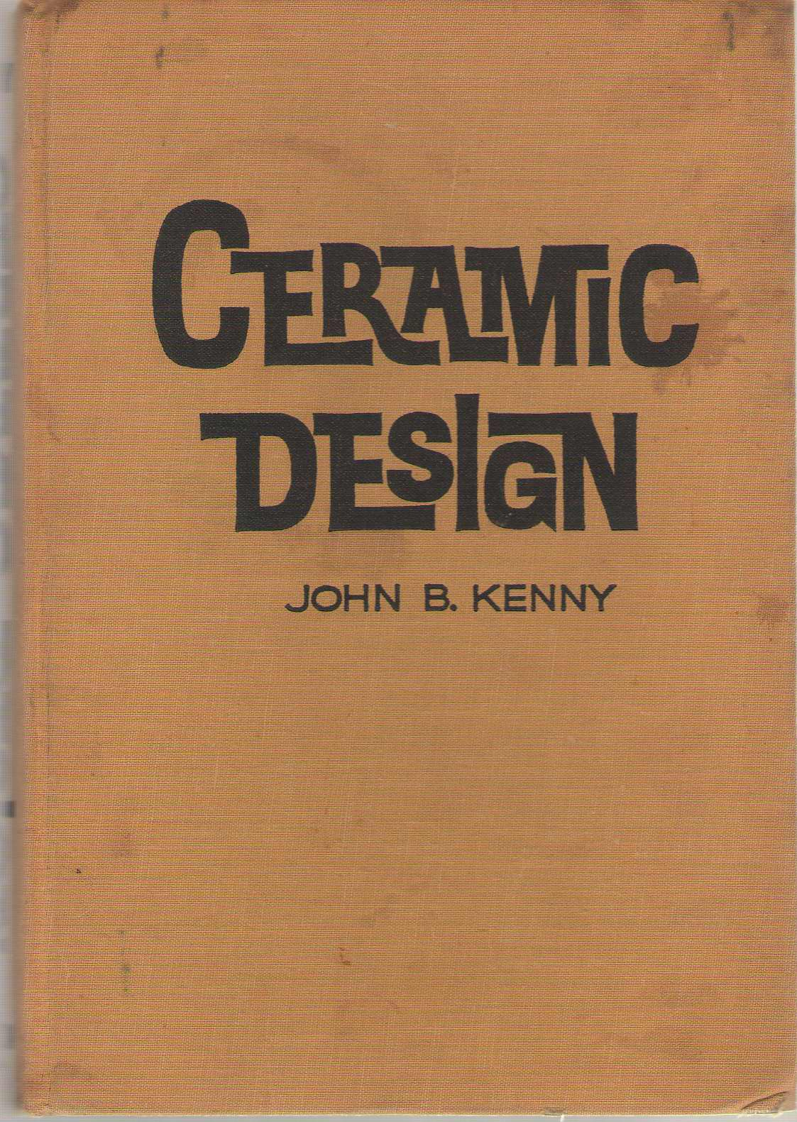 Ceramic Design, Kenny, John B.