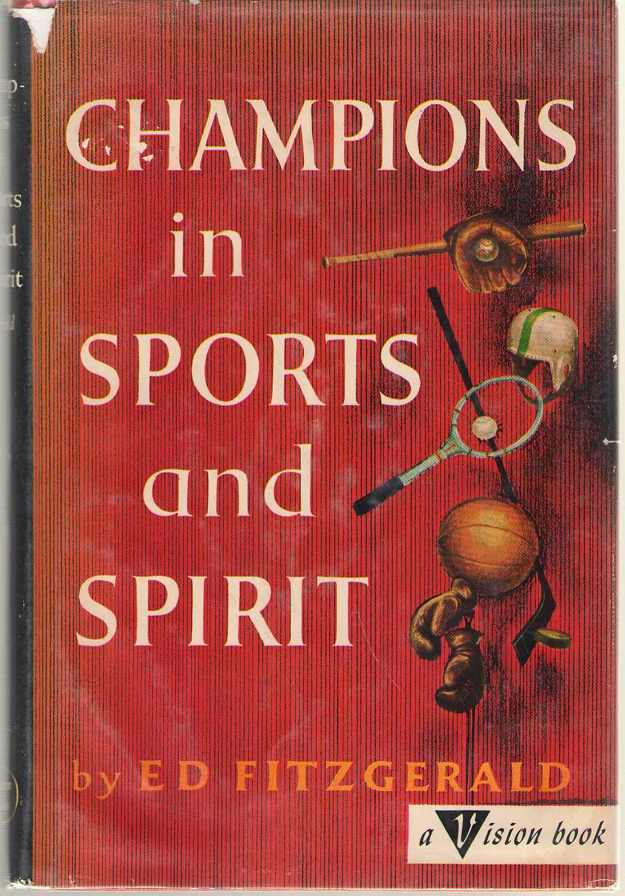 Champions In Sports And Spirit, Fitzgerald, Ed