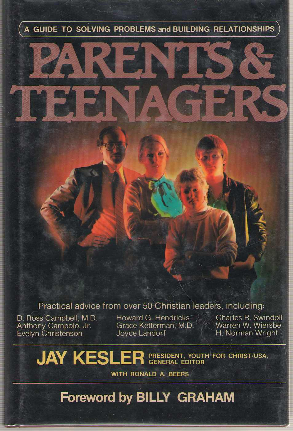 Parents And Teenagers, Kesler, Jay