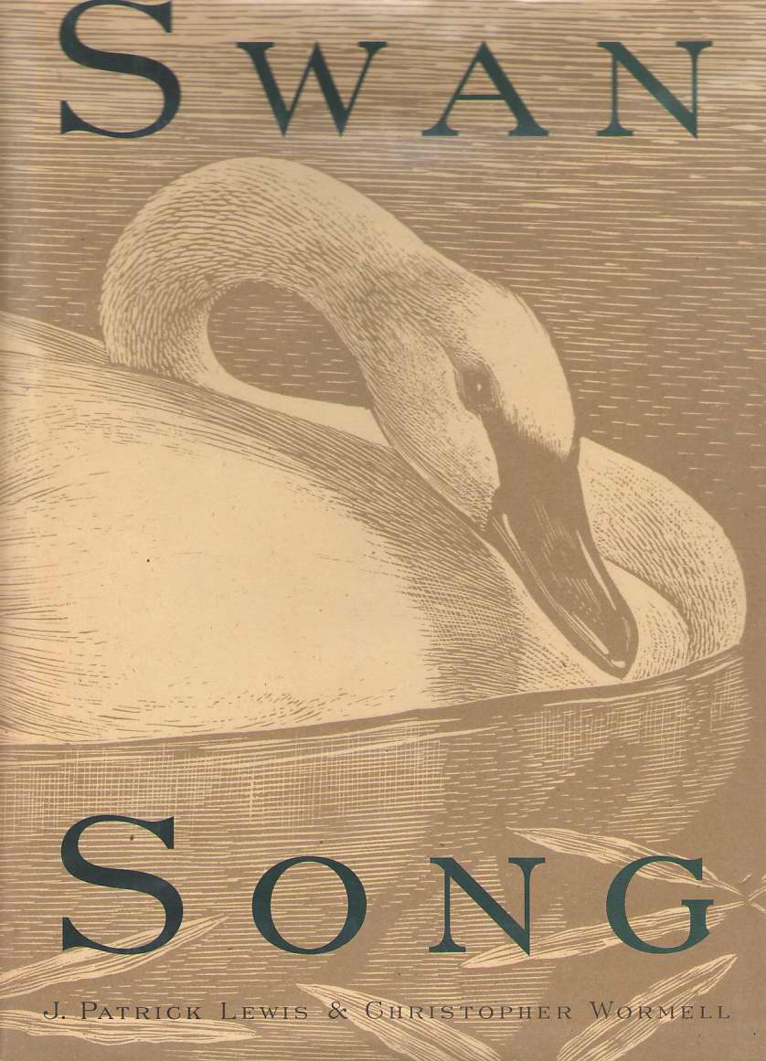 Image for Swan Song Poems of Extinction