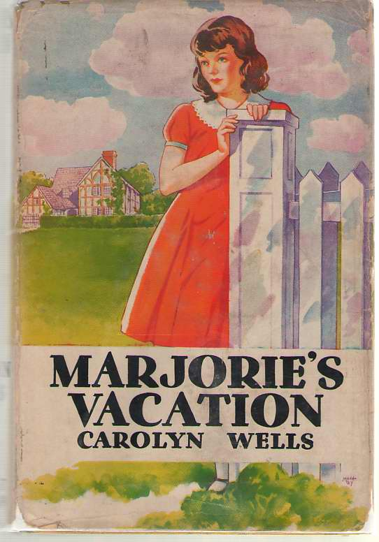 Marjorie's Vacation, Wells, Carolyn