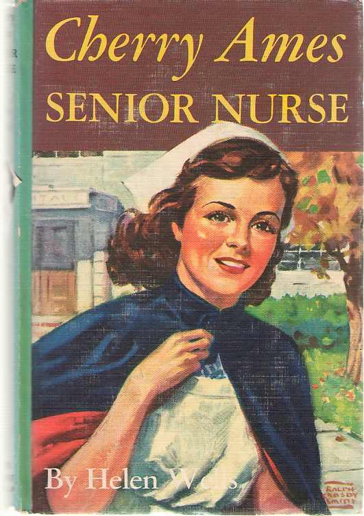 Cherry Ames, Senior Nurse, Helen, Wells