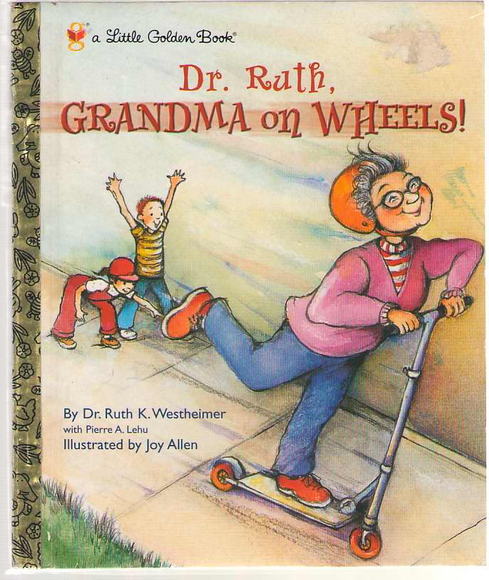 Image for Dr. Ruth  Grandma on Wheels