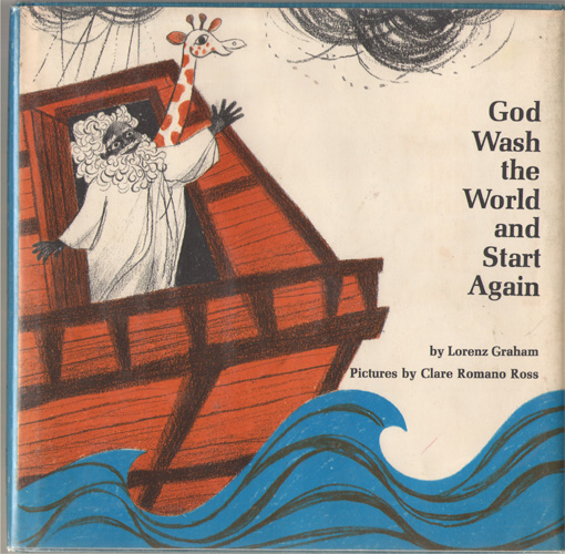 Image for God Wash The World And Start Again