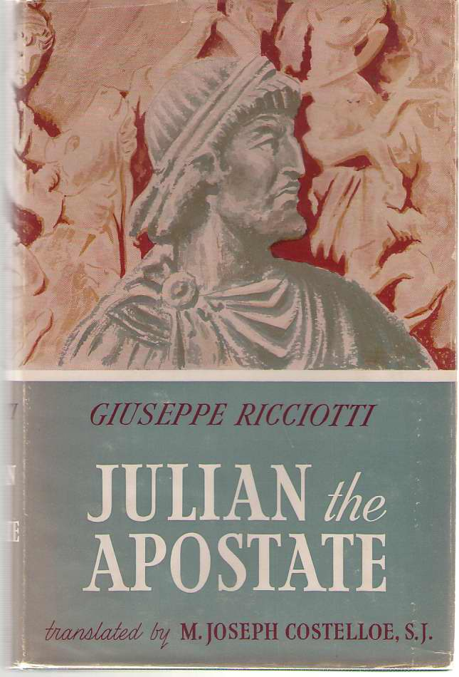 Image for Julian The Apostate
