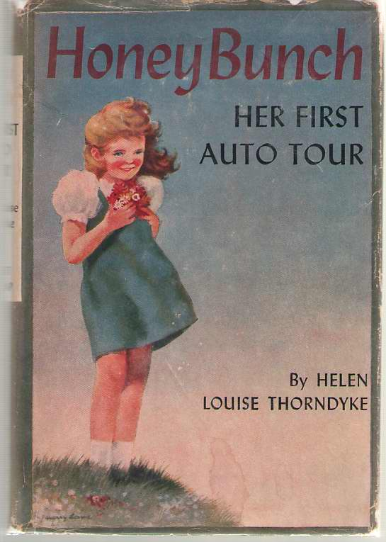 Honey Bunch: Her First Auto Tour