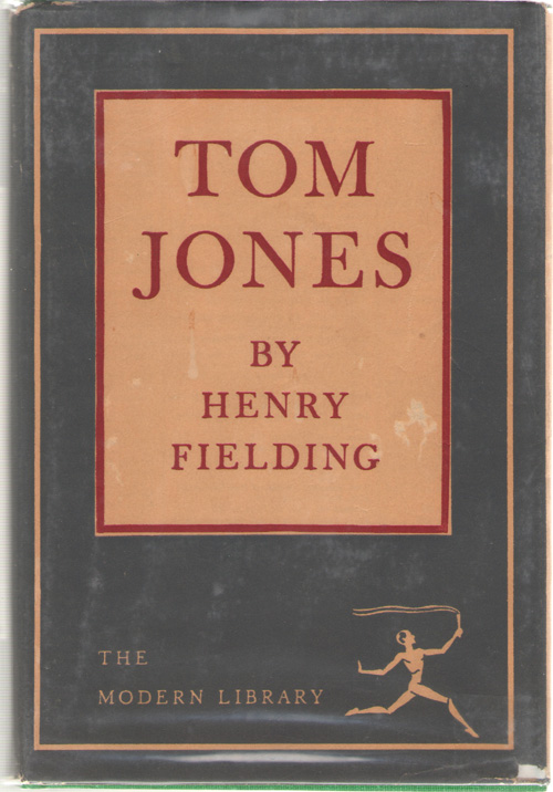 The History of Tom Jones A Foundling, Fielding, Henry
