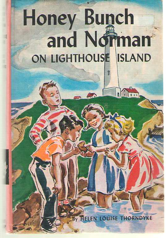Honey Bunch And Norman On Lighthouse Island, Thorndyke, Helen Louise