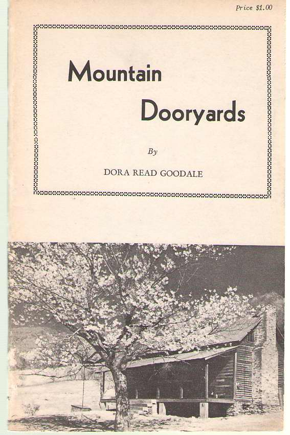 Mountain Dooryards, Goodale, Dora Read