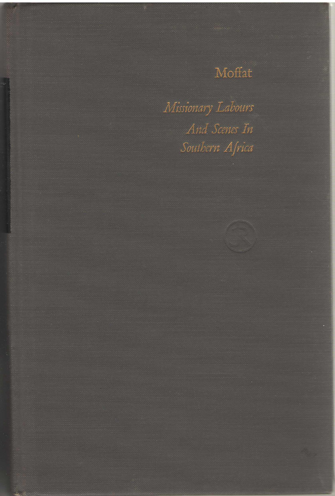 Image for Missionary Labours and Scenes in Southern Africa