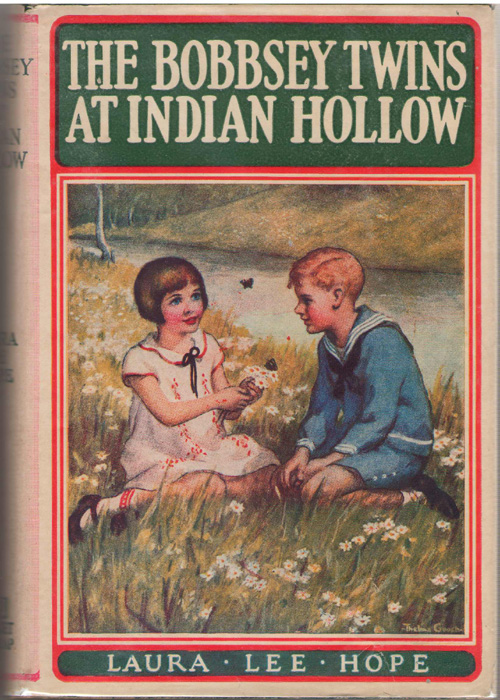 The Bobbsey Twins At Indian Hollow