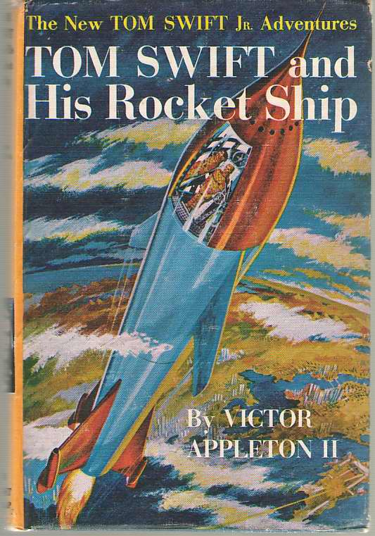 Tom Swift And His Rocketship
