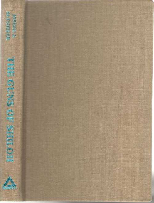 Guns of Shiloh, Altsheler, Joseph A.